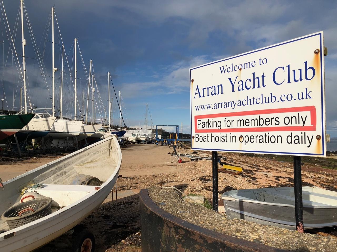 Arran Yacht Club