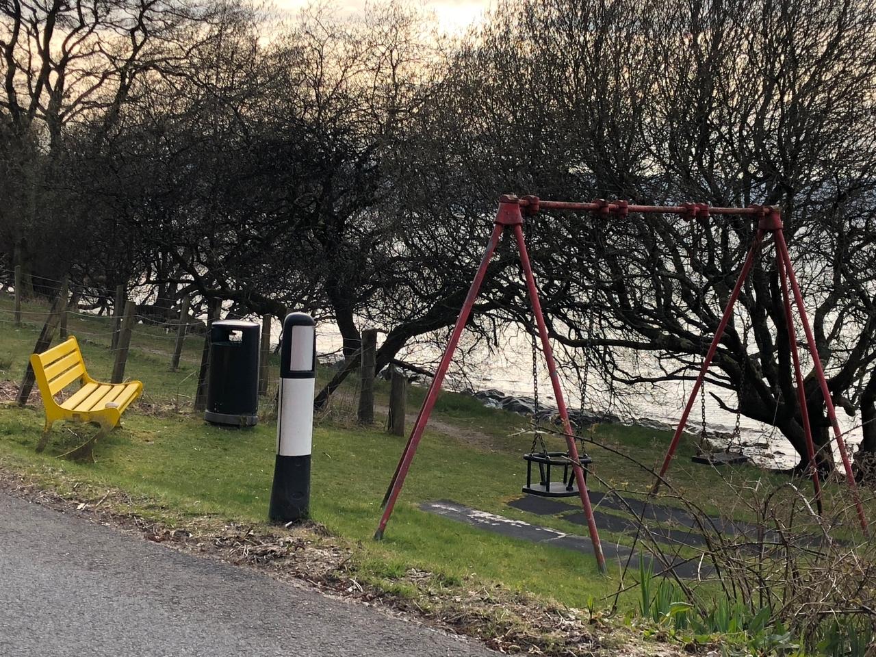 Whitefarland Swing Park