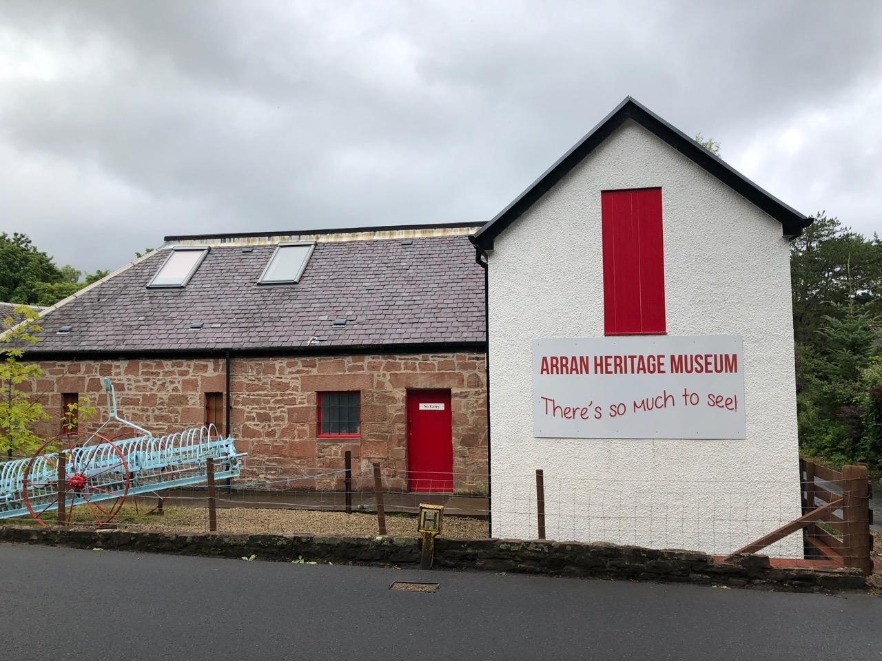 Arran Heritage Museum