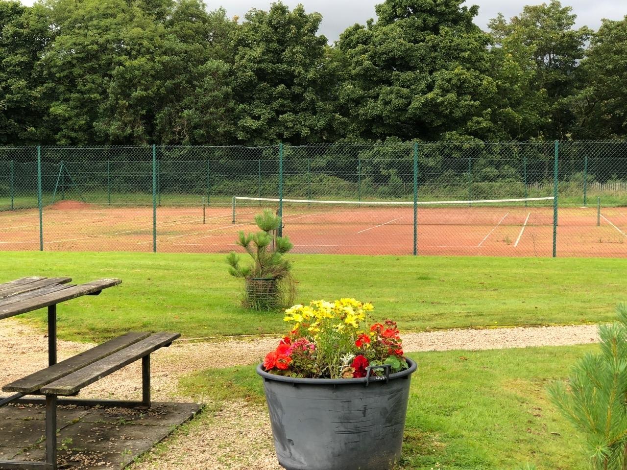 Brodick Tennis Courts
