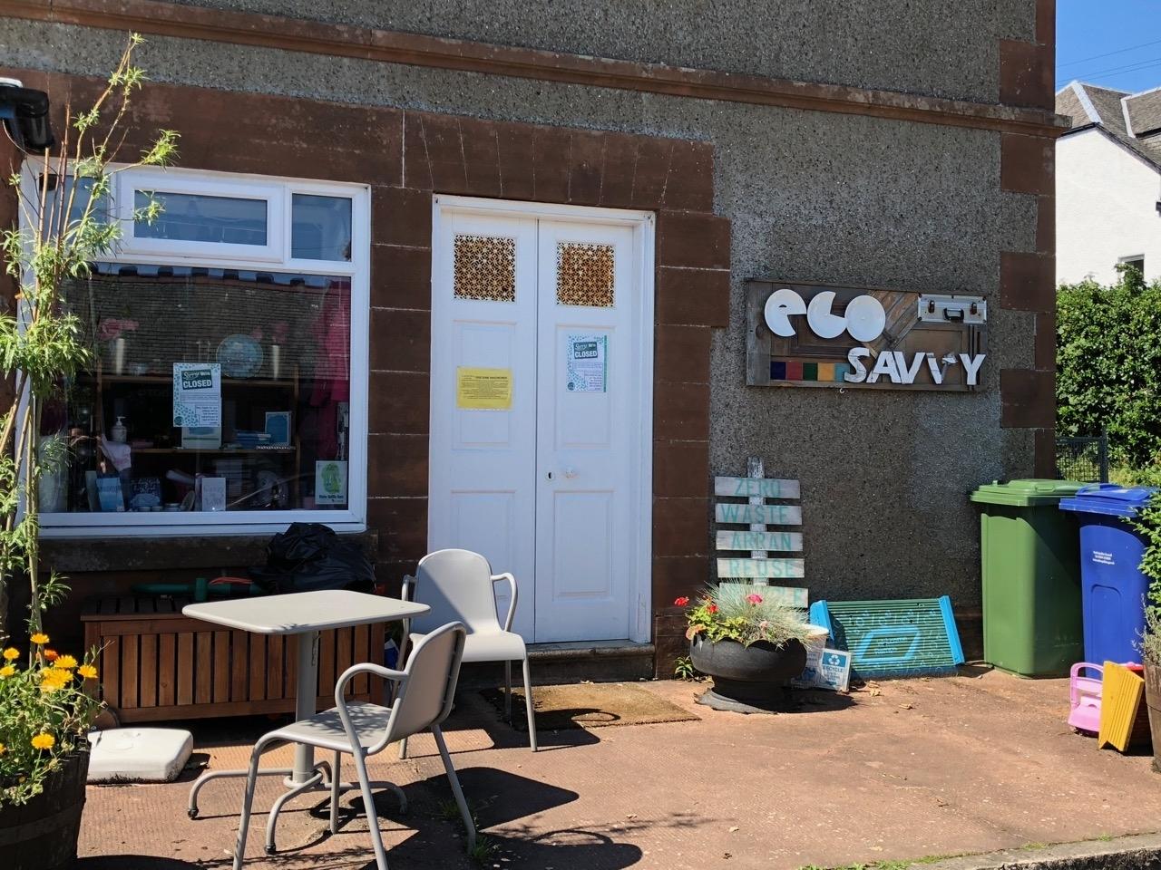 Arran Eco Savvy Community Shop