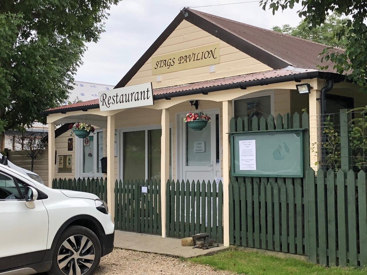 Stags Pavilion