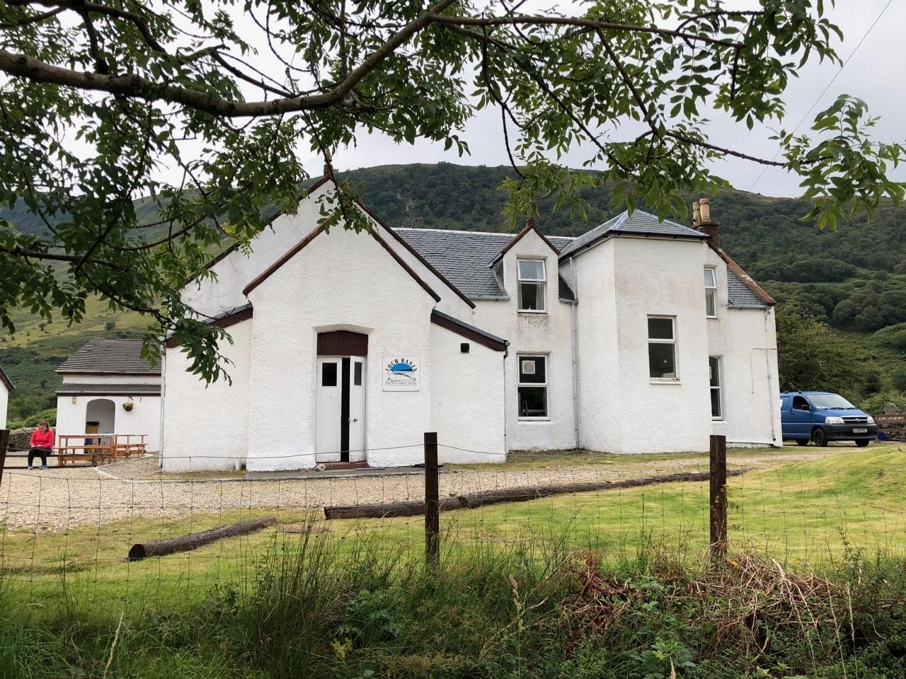 Lochranza Outdoor Education & Activity Centre