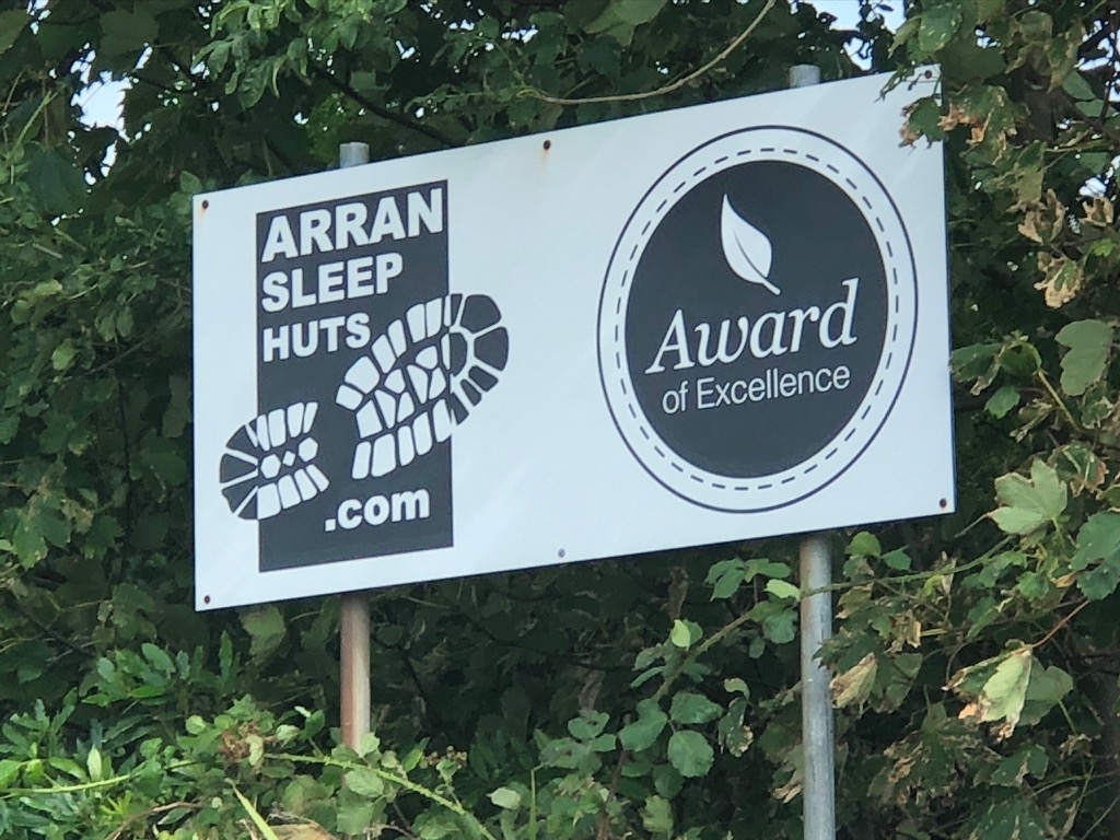 Arran Sleep Huts