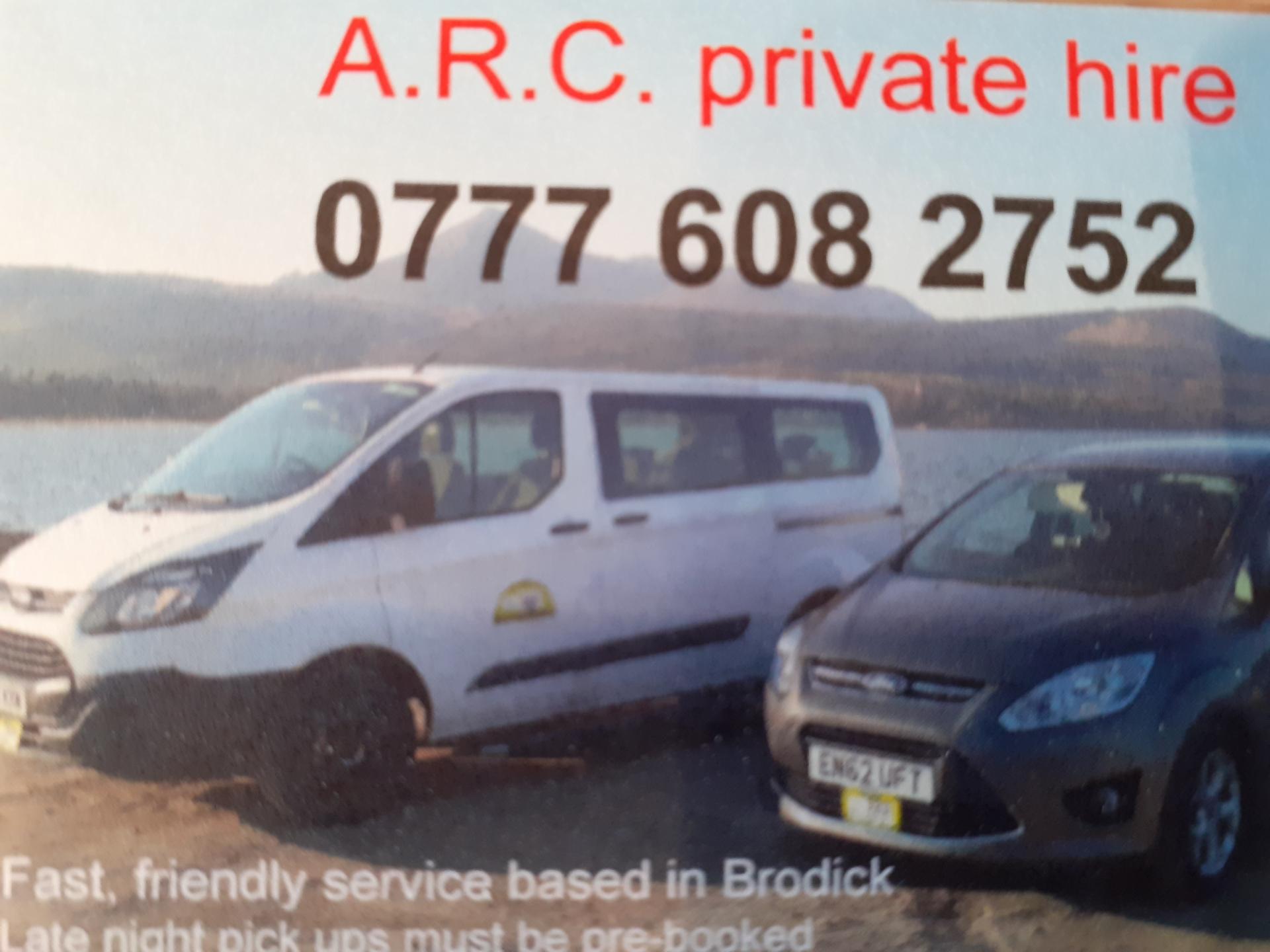 ARC Private Hire