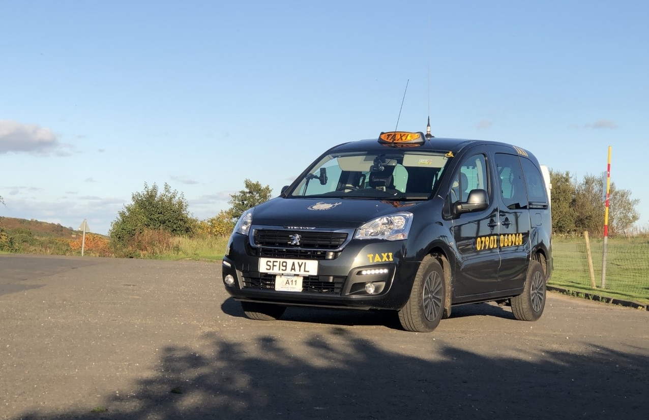 Arran Taxi - Metered & Plated Taxi Service